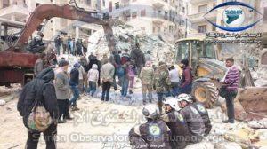 قصف-ادلب
