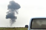 slavonija...jarmina; borinci...21.11.2013. tvrtka mungos razminiranje d.o.o. unistavala minsko - eksplozivna sredstva (vecinom protuoklopne mine) na podrucju vocnjaka borinci foto gordan panic