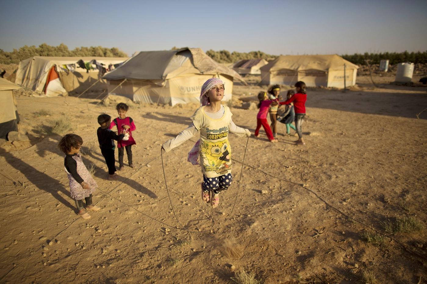 Mideast-Syria-Children