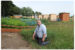 "CR0002538  Silverburn park Leven. Silverburn Allotment Officer Peter Duncan.from Fife Council at Plot 4 Where Miltary Ordnance was Discovered and was Later Made safe by a Controlled explosion ""Quoted by Peter Duncan"" 13 July 18."