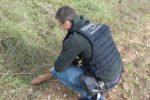 un-agent-dels-tedax-durant-la-retirada-de-lartefacte-5be9866ba427d