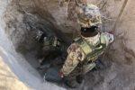 Esercito - Bombe Montecassino - Foto 7 - preparazione fornello 2