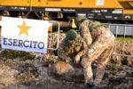 BARI 5 DIC. Artificieri dell'Esercito Italiano dinnescano ordigno bellico a Foggia