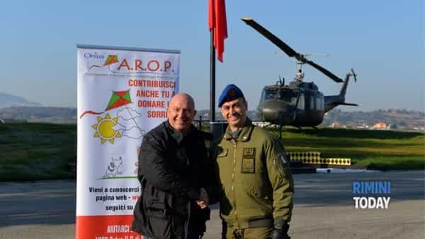 Comandante del Vega e Presidente AROP-2