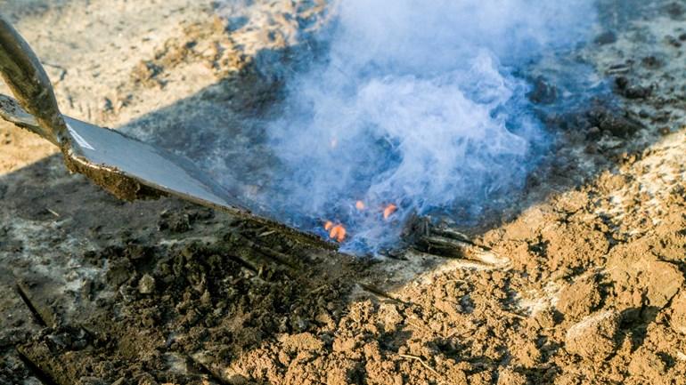 Rokende-fosfor