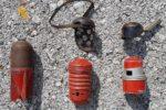 21/08/2019 Localizadas tres granadas en una casa de Potes.  Los TEDAX de la Guardia Civil de Cantabria han procedido a la destrucción controlada de una granada de mortero de calibre 45 milímetros encontrada durante las labores de limpieza de una casa en la localidad de Potes. En esa misma casa fueron localizadas otras dos granadas de mano que una vez examinadas por los TEDAX constataron que estaban inertes al haber sido manipuladas, con el consiguiente peligro.  SOCIEDAD ESPAÑA EUROPA CANTABRIA GUARDIA CIVIL