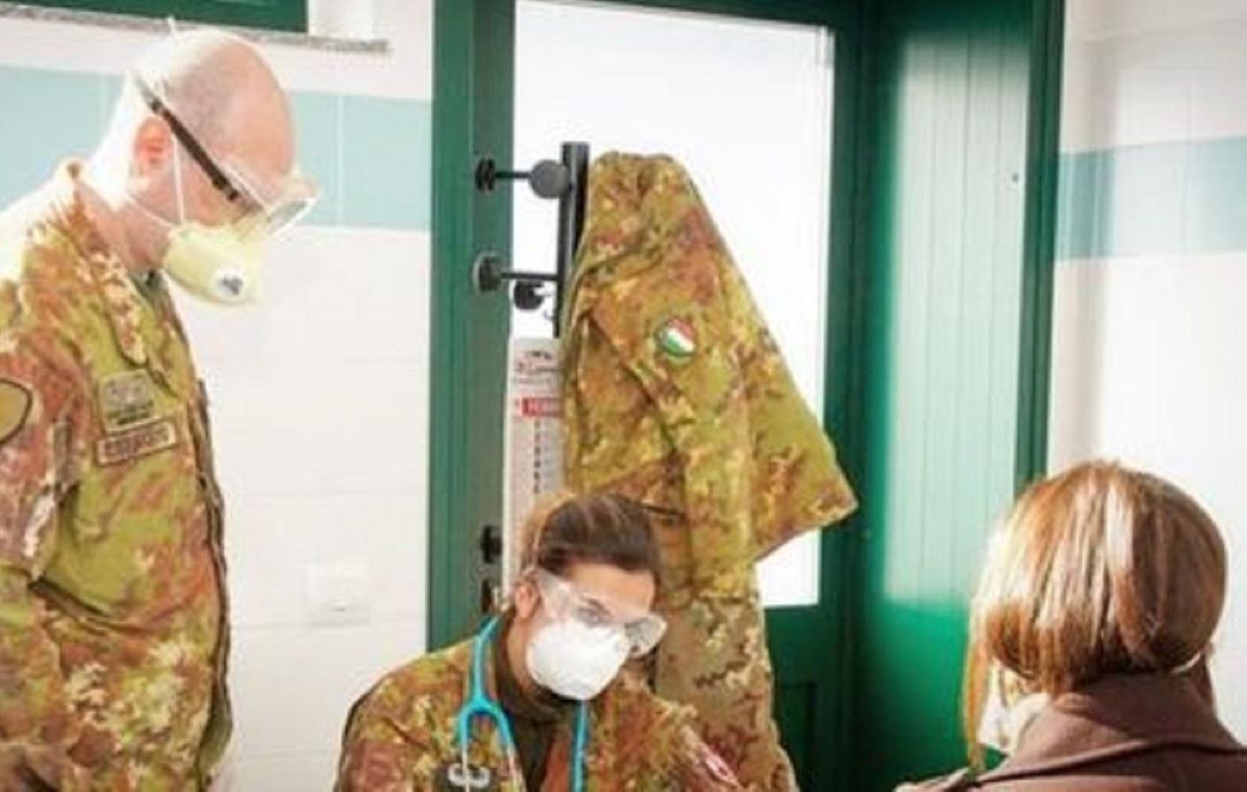 medici-infermieri-Esercito-Italiano