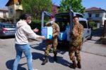 2. consegna della colletta alimentare a Legnago-2