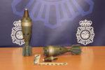 Granada-mortero-policia-nacional