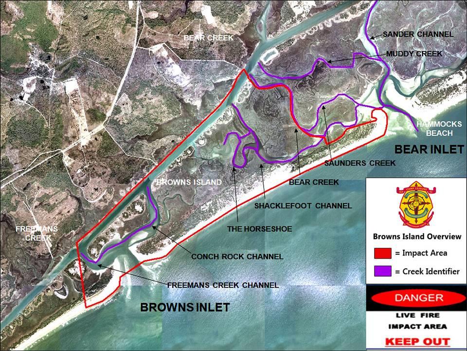 brownsislandmap